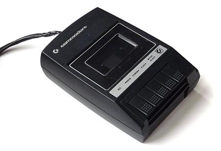 Commodore Datassette C2N