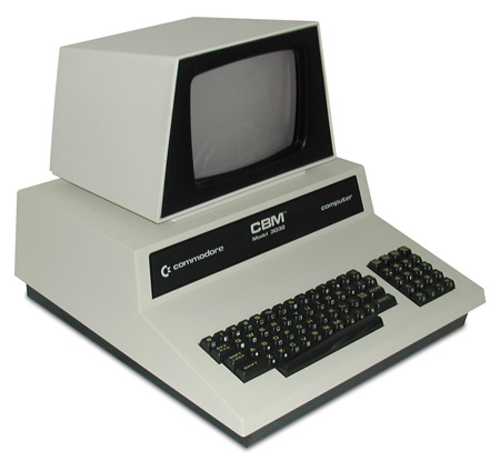 Commodore 3032