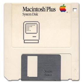 Macintosh Plus System Disk T690-5064-C