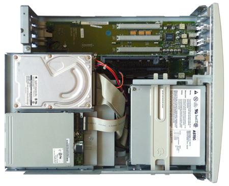 Apple Power Macintosh 7100 (interno)