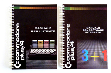 Commodore Plus/4 (manuali)