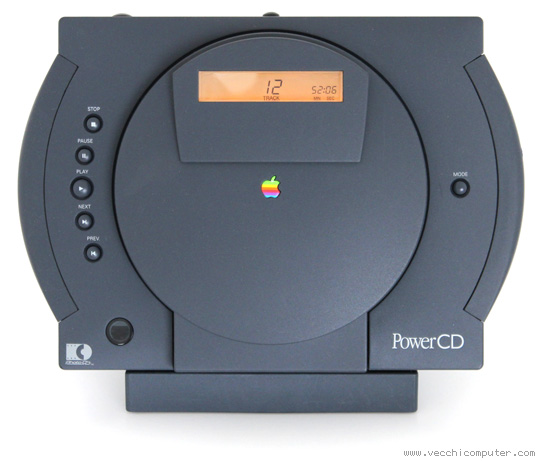 Apple PowerCD - fronte