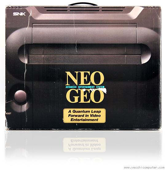 Neo•Geo AES - scatola