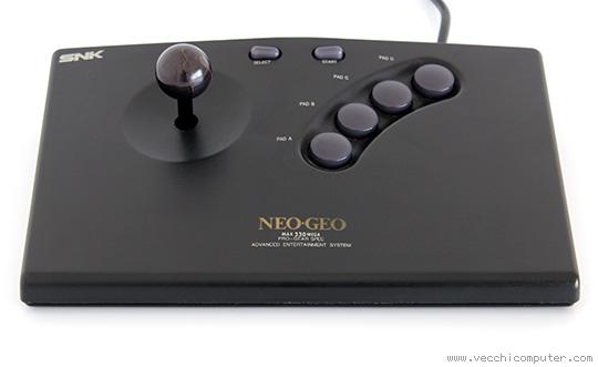 Neo•Geo AES - joystick