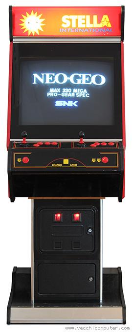 Neo•Geo MVS