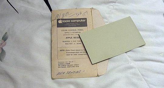 Apple II (campione_colore)