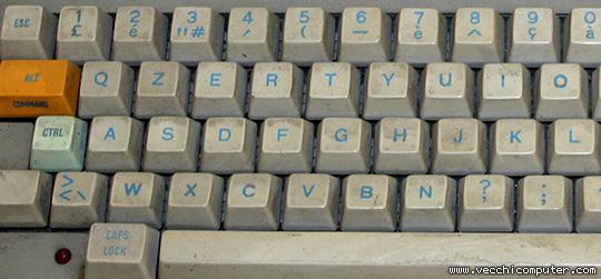 Olivetti M24 (tastiera)