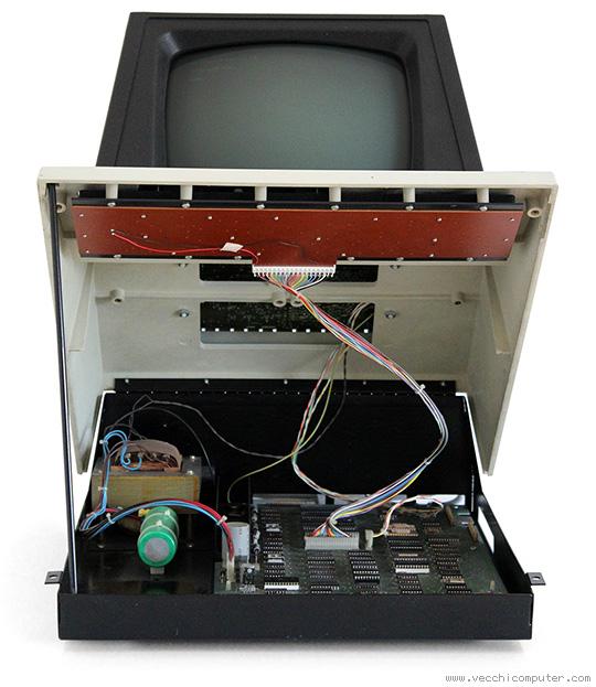 Commodore 8032 (aperto)