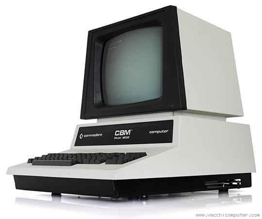 Commodore 8032