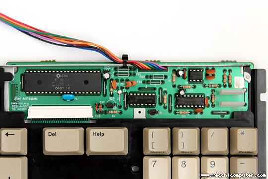 Tastiera Amiga Mitsumi