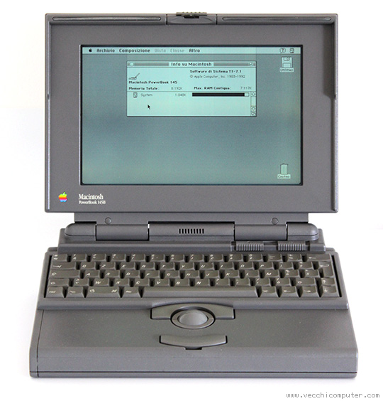 Apple Macintosh PowerBook 145B
