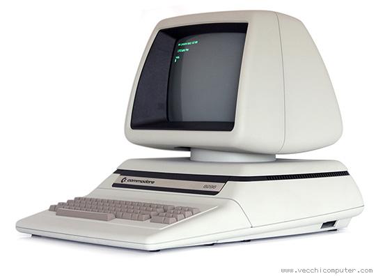 Commodore 8296