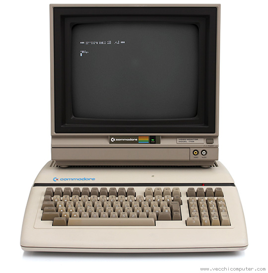Commodore 610 e monitor 1702