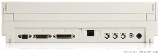Macintosh Portable - retro