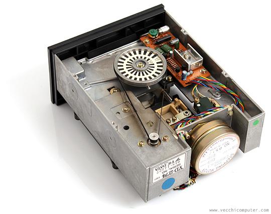Sharp MZ-80FD - drive