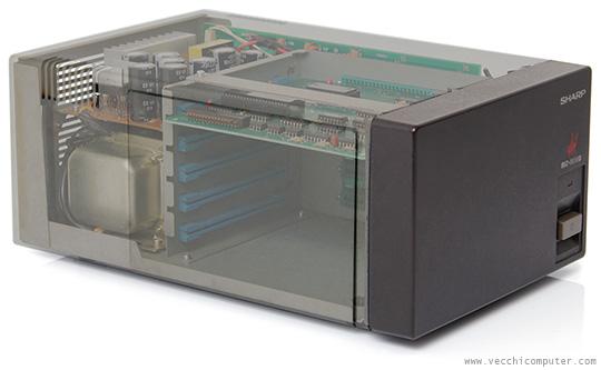 Sharp MZ-80I/O