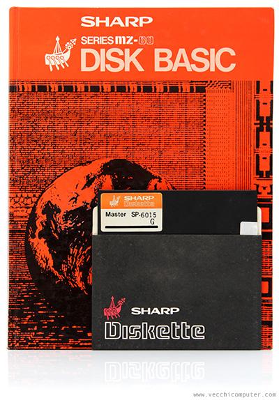 Sharp MZ-80 Disk BASIC