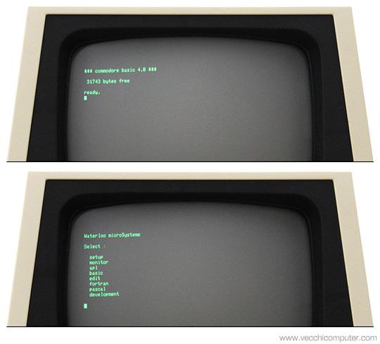 Commodore MMF 9000 - boot 6502/6809