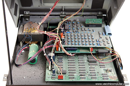 Commodore MMF 9000 - sporco
