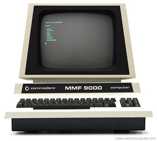 Commodore MMF 9000