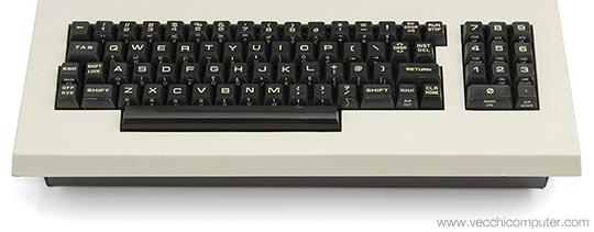 Commodore MMF 9000 - tastiera