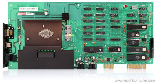 Commodore VIC 20 - scheda madre