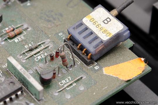 Commodore 4040 - Sporco