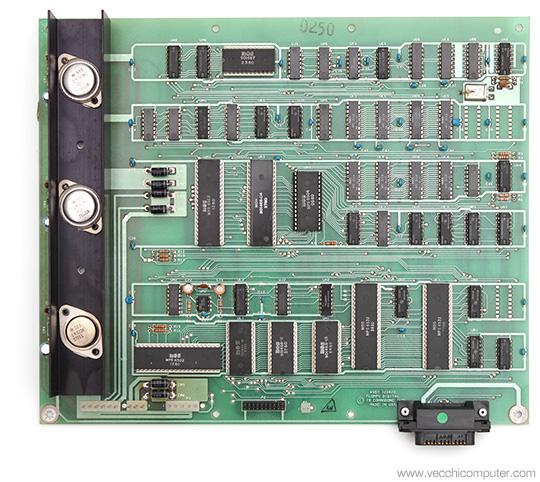 Commodore 4040 - scheda madre
