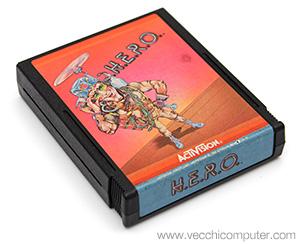 Atari 2600 - H.E.R.O.