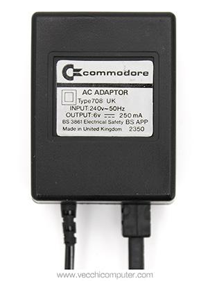 Commodore 3000H - Alimentatore