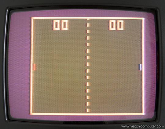 Commodore 3000H - Tennis
