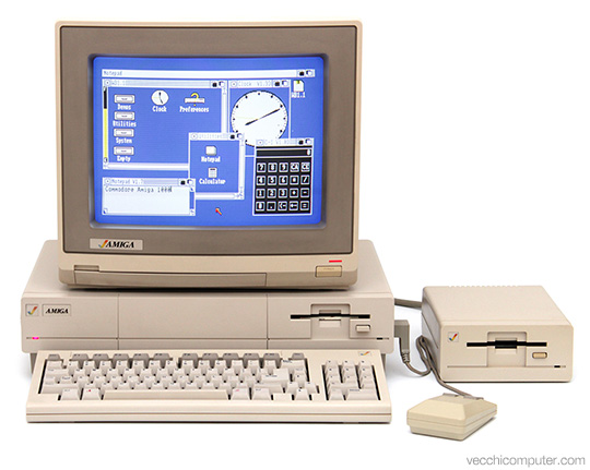 Commodore Amiga 1000