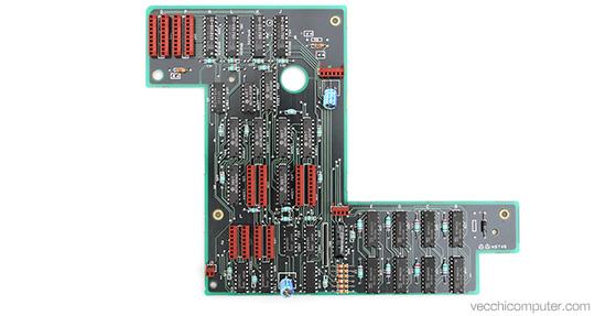 Commodore Amiga 1000 - Scheda figlia