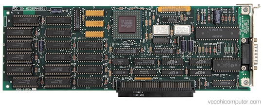 Apple Macintosh II Video Card