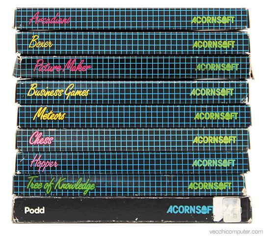 Acorn Electron - cassette