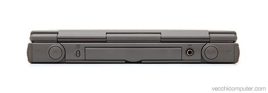 Apple Macintosh PowerBook 2300c - retro