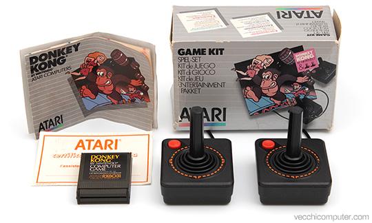 Atari Donkey Kong Game Kit