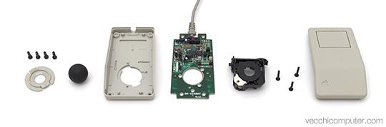 Apple Desktop Bus (ADB) mouse