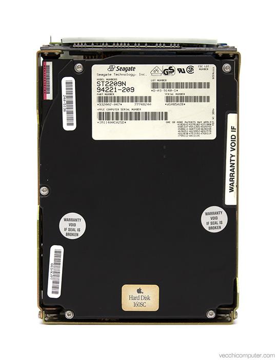 Apple hard disk 160SC