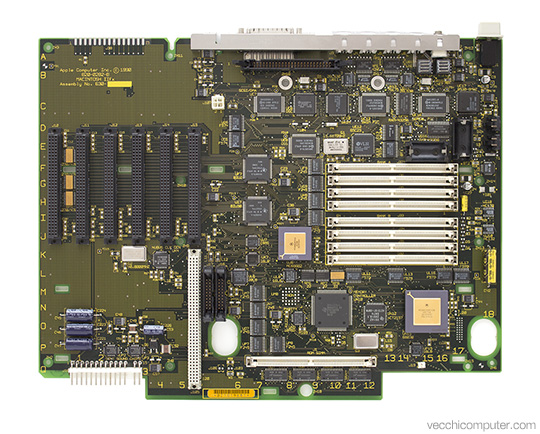 Apple Macintosh IIfx - scheda madre