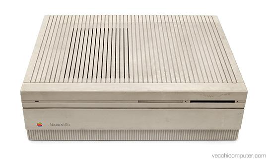 Apple Macintosh IIfx - esterno sporco