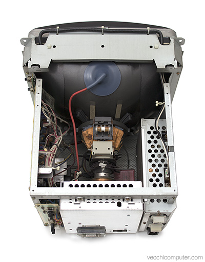 AppleColor High-Resolution RGB Monitor - interno pulito