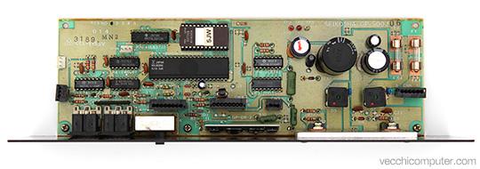 Commodore MPS 801 - scheda madre