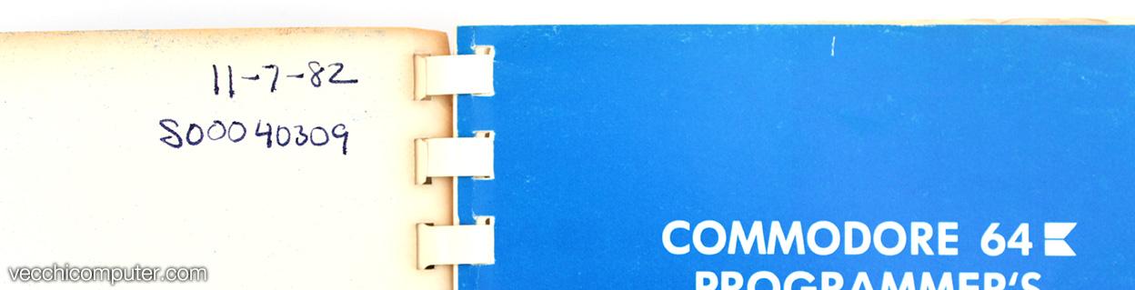 Commodore 64 - data