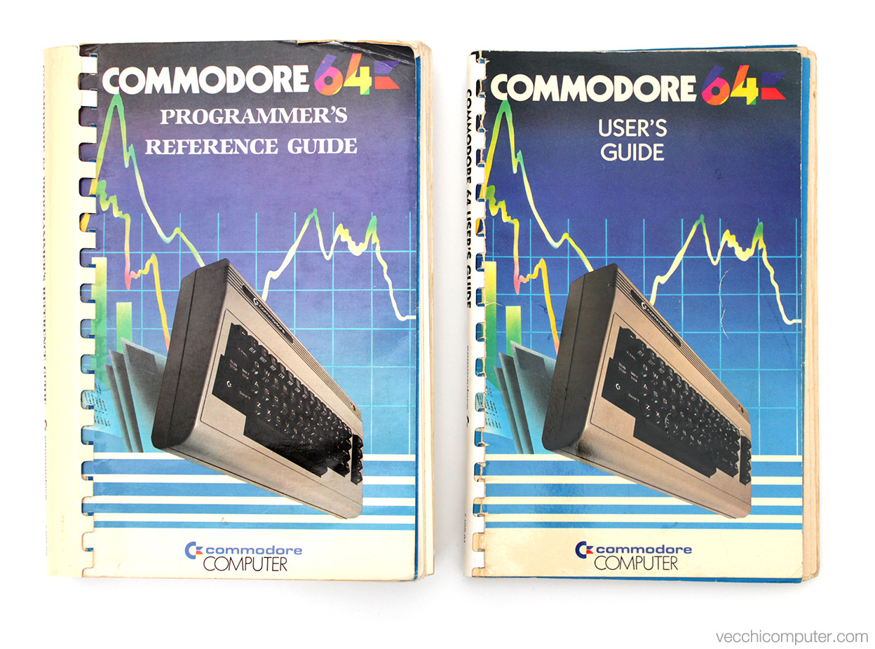 Commodore 64 - manuali