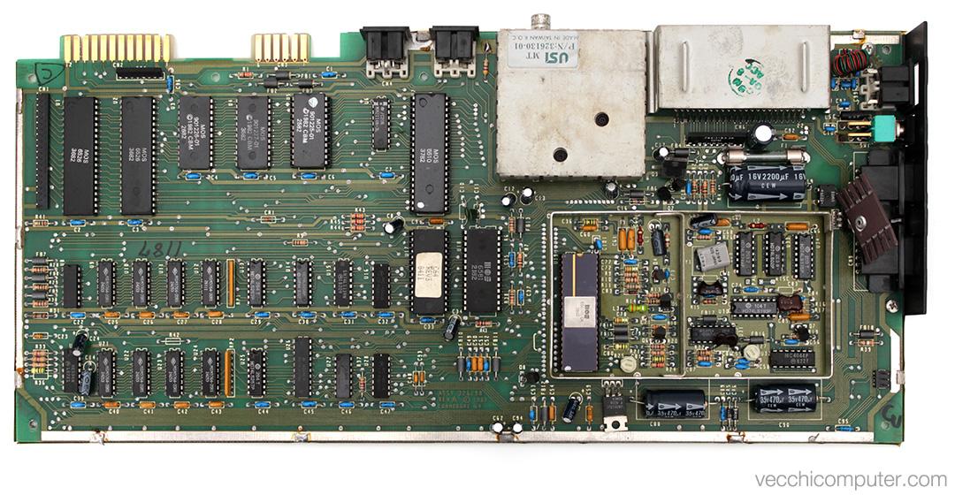 Commodore 64 - scheda madre