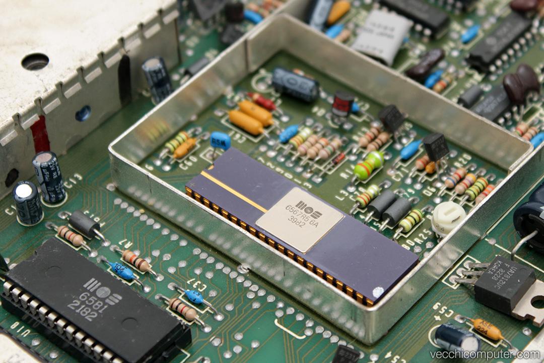 Commodore 64 - SID e VIC II