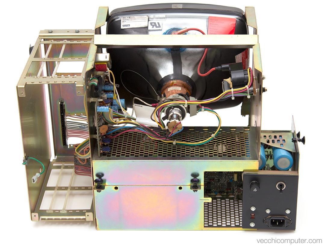 Digital VT100 - inserimento alimentatore
