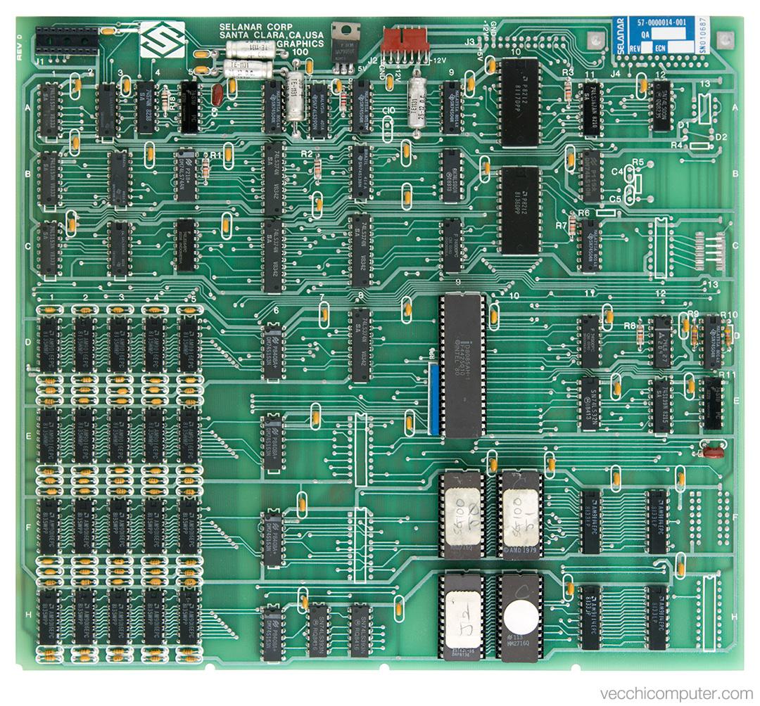 Digital VT100 - Selanar Graphics 100