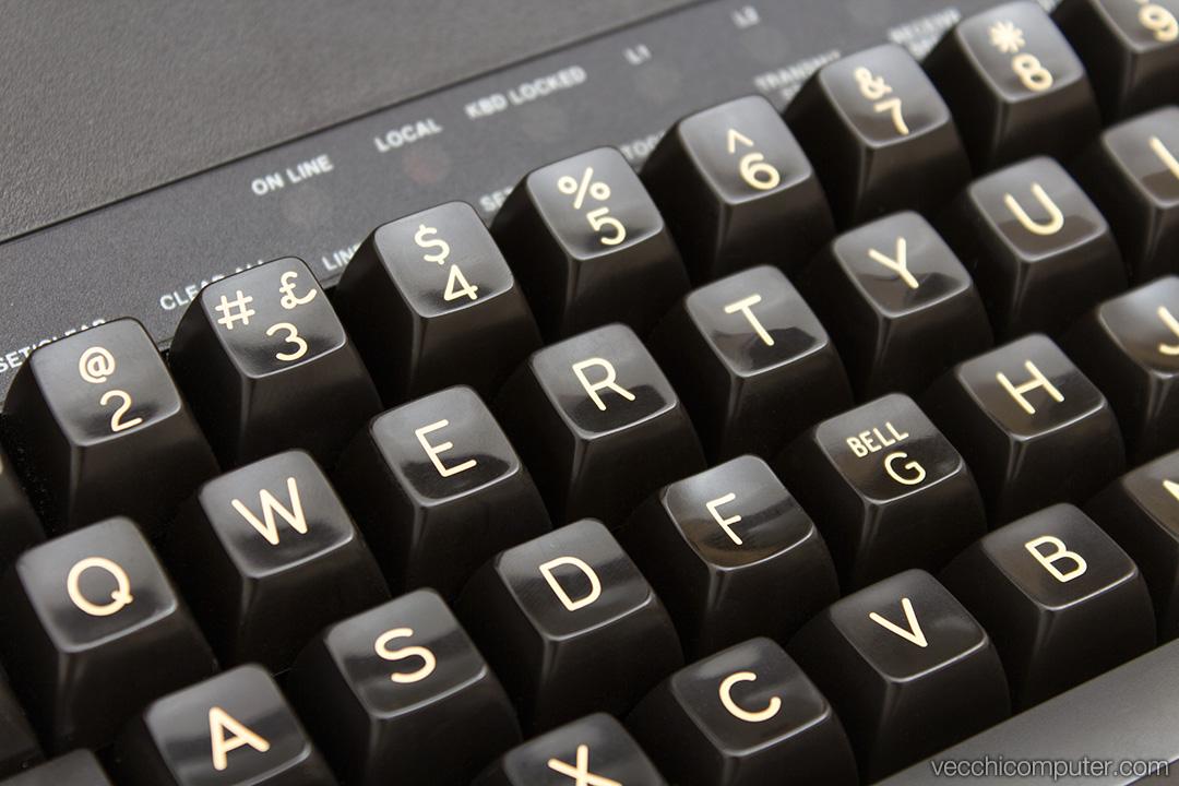 Digital VT100 - tastiera